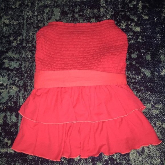 356ea955d32 Hollister tops super cute tube top poshmark jpg 580x580 Hollister cute tube  top dresses